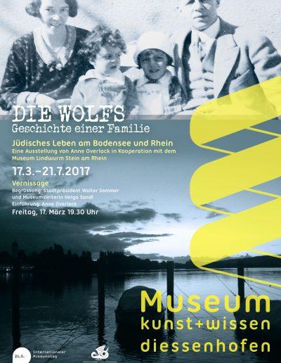 Plakat Die Wolfs
