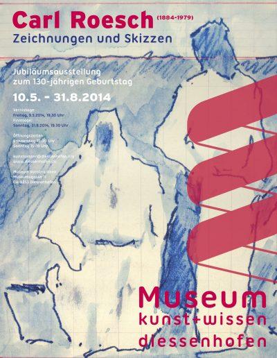 Plakat Carl Roesch