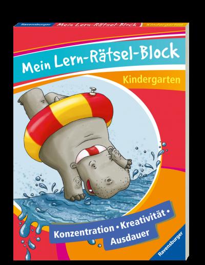 Lernblock-Kindergarten
